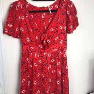 Anthropologie Free People Blouse Size 6